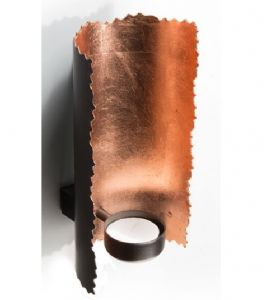 Copper Sconce